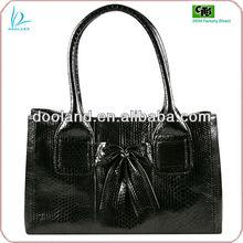 2013 SS designer snake skin tote handbag