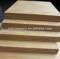 madeira compensada comercial folha