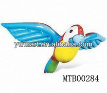 Inflatable parrot,inflatable bird toy for kids