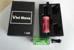 Vivi nova rotatable 100% Original rebuildable atomizer Vision Vivi Nova with 2ml/2.8ml and the best price