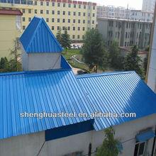 Factory!Yiwu GI/PPGI Shingles Roofing Materials