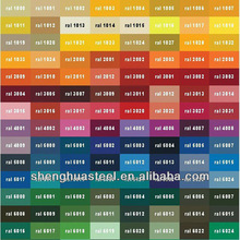 Factory!Yiwu GI/PPGI Architectural Roof Shingle Colors