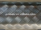 Best Price Aluminum Checker Plate 1050 3003 5052 for skid-proof purpose
