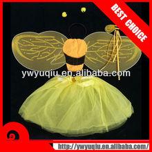 ingrosso bambini partito api piuma ali