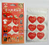 2013 latest design decoration adhesive sticker