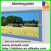 Advertising polystyrene KT/pvc/foam sign board printing