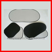 Cheap nylon car sunshades for front and side windows
