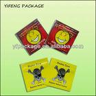 colored zip lock bag/Custom printed colored zip lock bag 1g 3g 5g