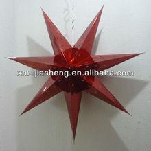 2012 best fashion paper star lantern of China