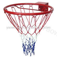 Steel Basketball Rim with net