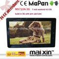 """7 mapan"""" tablet con sim card androide netto contabile del computer portatile"""
