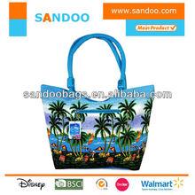 Waterproof Palm Tree Beach
