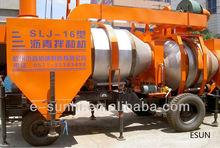 SLJ-16 asphalt plant
