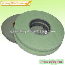 6 polegada metal abrasivo tecido esponja não tecido cetim rodas desenhos de limpeza produtos