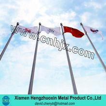 Aluminium Flagpole For 90x150cm National Flag
