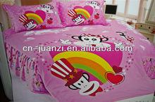 hottest kids 100% cotton comforter set children bedding set