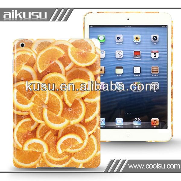 Newest fruit design waterproof cases for ipad mini