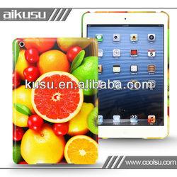 Newest fruit design waterproof case for ipad mini