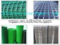 Mallas electrosoldadas galvanizadas y plastificadas para cerramientos perimetrales