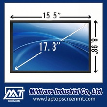 laptop screen 17.3 lcd LTN173KT02-801 lcd monitors for notebook