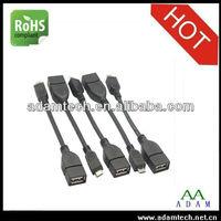 Tablet PC Mini usb to usb OTG adapter