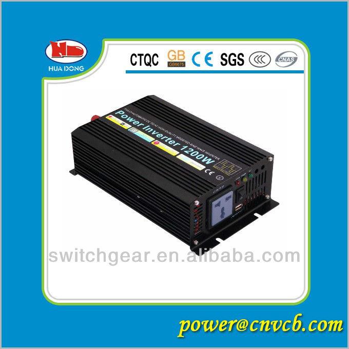 DC - AC 3000W modify sine wave inverter Used in car,solar panel,home