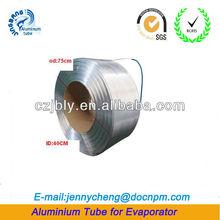 lucidare flessibile tubo laminatoio per tubi di alluminio peril radiatore