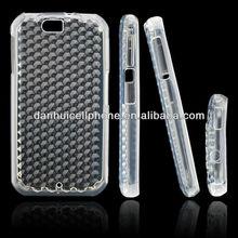 Clear tpu case for Motorola XT626 tpu protector case