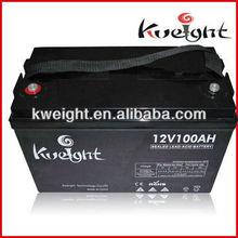 12 V 100 Ah special energy storage batteries for solar