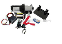 12V 2000lb ATV Electric Winch with 4mmx15m wire rope