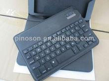 New design 360 degree rotate wireless bluetooth keyboard for ipad mini