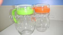 600ML glass jar