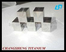 Titanium forging blocks properties