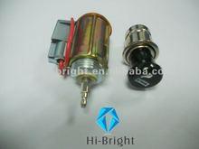 12v auto cigarette lighter illuminated