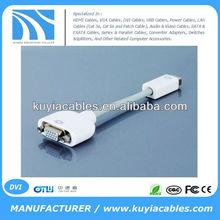 Super Mini DVI to VGA Cable Monitor Adapter Video Cable