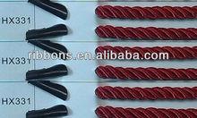 Trenzado de la cuerda 100 g pp de plástico de embalaje de rafia / string / palstic hilo