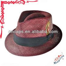 Fashional tan cheap sombrero straw hat wholesale