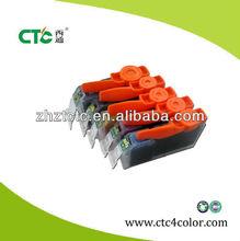 ink cartridge compatible 525BK PGI-525 PGI-525BK ink jet PGI-525 compatible Canon Pixma MG6150 MG5250 ip-4850 IP4850