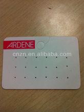 Brand Ring Display Card