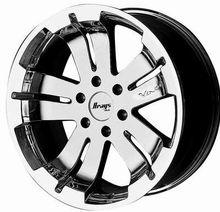 6 hole excxllent style car wheel rim 20*8.5 -chrome