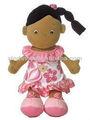 Mi muñeca Yasmin muñeca de la felpa