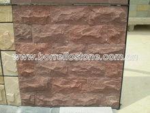 Red Mushroom Sandstone For Wall
