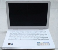 Cheap 13.3 Inch Mini Notebook, Laptop Computer with Atom D525 Dual Core 1.80Ghz, HDMI, DVD-RW, 1.3M Pixel Webcam