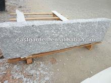 Cheap grey granite G603 split,pineapple palisade,kerbstone