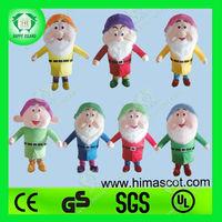HI EN71 adult seven dwarfs costumes