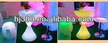 tabla de la barra/ Moderno bar contador/party furniture glow in the dark