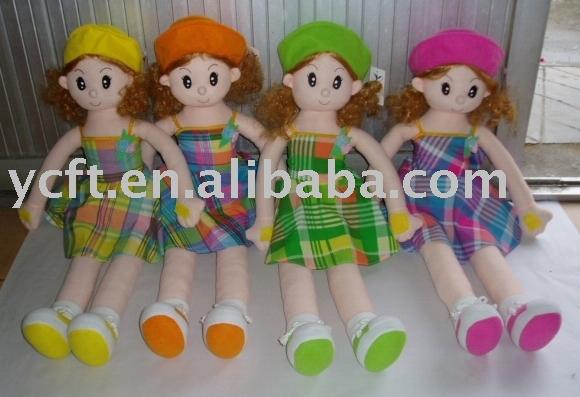 Fashion Candy Doll fashion doll candy doll fabric