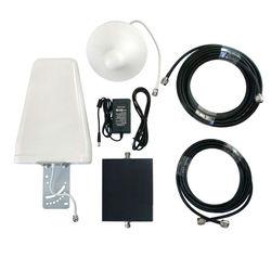 GSM / CDMA/ PCS/ UMTS / LTE mobile signal booster-CDMA&PCS dual band cell phone signal booster,800/1900MHz frequencies