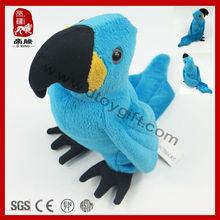 20cm Promotion bird toy,stuffed bird,plush bird