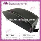 High Quality Black PU Leather Flip Up Custom Sunglasses Case